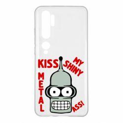 Чехол для Xiaomi Mi Note 10 Kiss metal