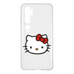 Чехол для Xiaomi Mi Note 10 Kitty