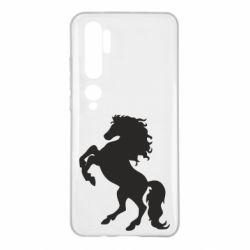 Чехол для Xiaomi Mi Note 10 Конь