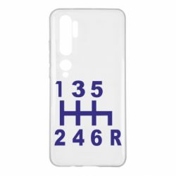 Чехол для Xiaomi Mi Note 10 Коробка передач