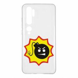 Чехол для Xiaomi Mi Note 10 Крутой Сем