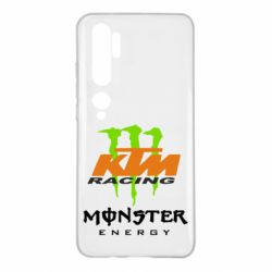 Чехол для Xiaomi Mi Note 10 KTM Monster Enegry