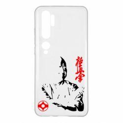 Чехол для Xiaomi Mi Note 10 Kyokushin Kanku logo