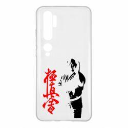 Чехол для Xiaomi Mi Note 10 Kyokushin Kanku Master