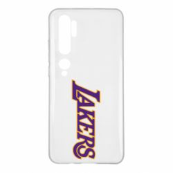 Чохол для Xiaomi Mi Note 10 LA Lakers