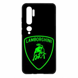 Чохол для Xiaomi Mi Note 10 Lamborghini Auto