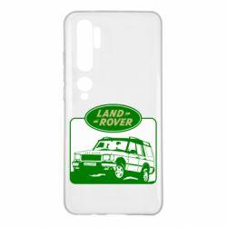 Чохол для Xiaomi Mi Note 10 Land Rover