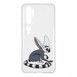 Чехол для Xiaomi Mi Note 10 Лемур