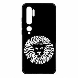 Чехол для Xiaomi Mi Note 10 лев