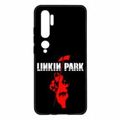 Чехол для Xiaomi Mi Note 10 Linkin Park Album