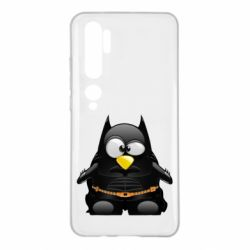 Чехол для Xiaomi Mi Note 10 Linux+Batman