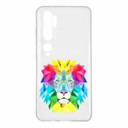 Чохол для Xiaomi Mi Note 10 Lion vector