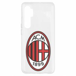 Чохол для Xiaomi Mi Note 10 Lite AC Milan
