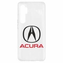 Чохол для Xiaomi Mi Note 10 Lite Acura