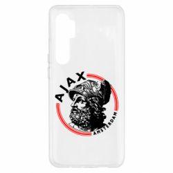 Чохол для Xiaomi Mi Note 10 Lite Ajax лого