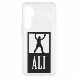 Чохол для Xiaomi Mi Note 10 Lite Ali