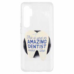 Чохол для Xiaomi Mi Note 10 Lite Amazing Dentist