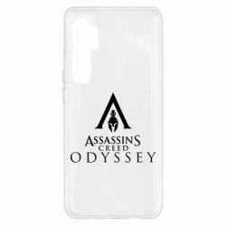 Чохол для Xiaomi Mi Note 10 Lite Assassin's Creed: Odyssey logotype