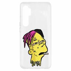 Чехол для Xiaomi Mi Note 10 Lite Bart as Lil Peep