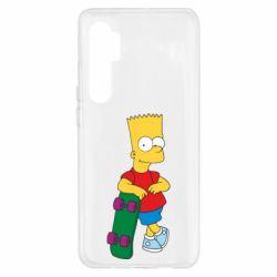 Чохол для Xiaomi Mi Note 10 Lite Bart Simpson