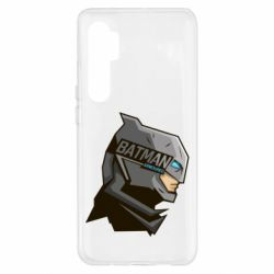 Чохол для Xiaomi Mi Note 10 Lite Batman Armoured