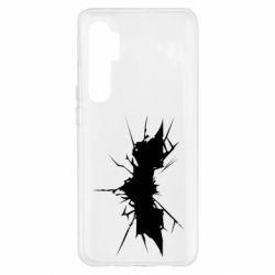 Чохол для Xiaomi Mi Note 10 Lite Batman cracks