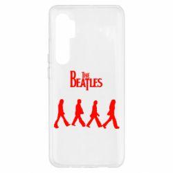 Чохол для Xiaomi Mi Note 10 Lite Beatles Group