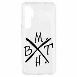 Чохол для Xiaomi Mi Note 10 Lite BMTH