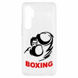 Чохол для Xiaomi Mi Note 10 Lite Boxing