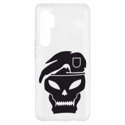 Чохол для Xiaomi Mi Note 10 Lite Call of Duty Black Ops logo
