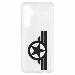 Чехол для Xiaomi Mi Note 10 Lite Captain's Star