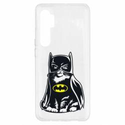 Чохол для Xiaomi Mi Note 10 Lite Cat Batman