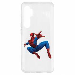 Чохол для Xiaomi Mi Note 10 Lite Людина павук