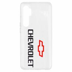 Чохол для Xiaomi Mi Note 10 Lite CHEVROLET
