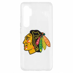 Чохол для Xiaomi Mi Note 10 Lite Chicago Black Hawks
