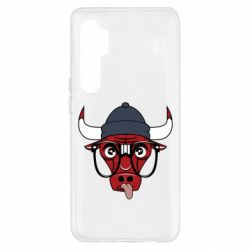 Чехол для Xiaomi Mi Note 10 Lite Chicago Bulls Swag