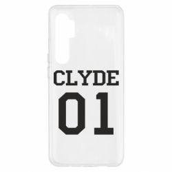 Чехол для Xiaomi Mi Note 10 Lite Clyde 01