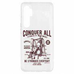 Чохол для Xiaomi Mi Note 10 Lite Conquer All