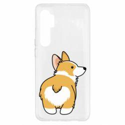 Чехол для Xiaomi Mi Note 10 Lite Corgi back