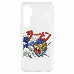 Чохол для Xiaomi Mi Note 10 Lite Crazy food