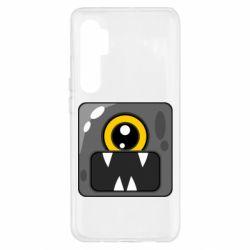 Чехол для Xiaomi Mi Note 10 Lite Cute black boss