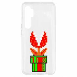 Чохол для Xiaomi Mi Note 10 Lite Квітка-людожер Супер Маріо