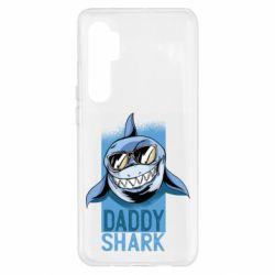 Чохол для Xiaomi Mi Note 10 Lite Daddy shark