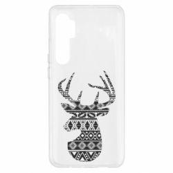 Чохол для Xiaomi Mi Note 10 Lite Deer from the patterns
