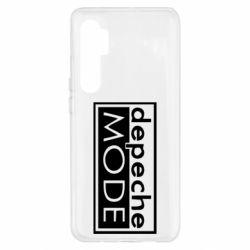 Чохол для Xiaomi Mi Note 10 Lite Depeche Mode Rock