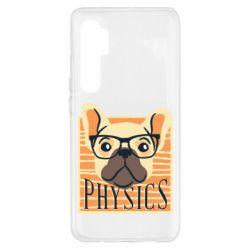 Чехол для Xiaomi Mi Note 10 Lite Dog Physicist