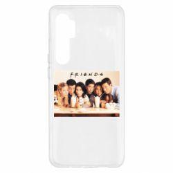 Чехол для Xiaomi Mi Note 10 Lite Друзья в сборе