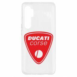 Чохол для Xiaomi Mi Note 10 Lite Ducati Corse
