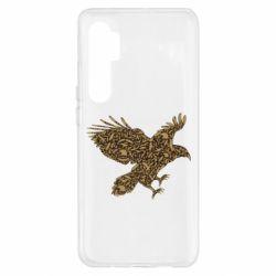 Чехол для Xiaomi Mi Note 10 Lite Eagle feather