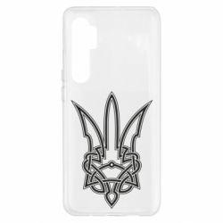 Чехол для Xiaomi Mi Note 10 Lite Emblem 18